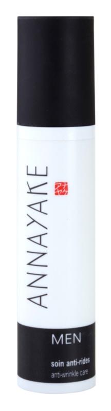 Annayake Men's Line crema antiarrugas