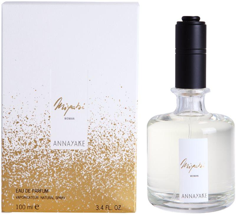 Annayake Miyabi Woman Eau de Parfum Damen 100 ml