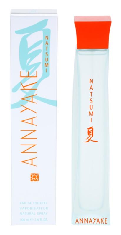 Annayake Natsumi woda toaletowa dla kobiet 100 ml