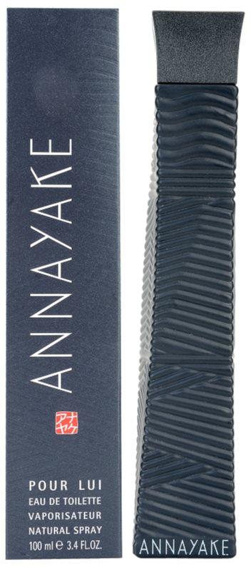 Annayake Pour Lui Eau de Toilette para homens 100 ml