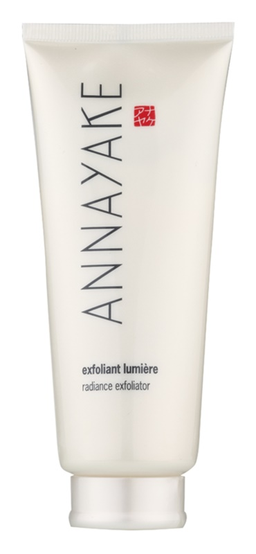 Annayake Purity Moment gommage pour une peau lumineuse