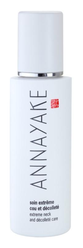 Annayake Extreme Line Radiance soin éclat cou et décolleté
