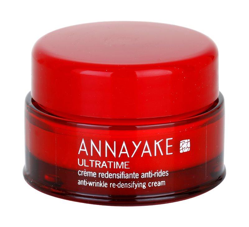 Annayake Ultratime відновлюючий крем проти зморшок