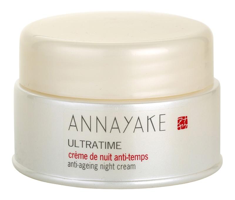 Annayake Ultratime crema de noapte impotriva imbatranirii pielii