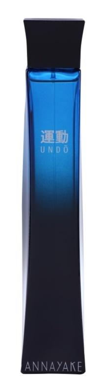 Annayake Undo Pour Homme toaletní voda tester pro muže 100 ml