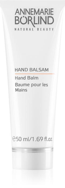 ANNEMARIE BÖRLIND Hands Handcreme
