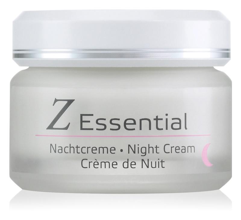 ANNEMARIE BÖRLIND Z Essential éjszakai krém az érzékeny arcbőrre