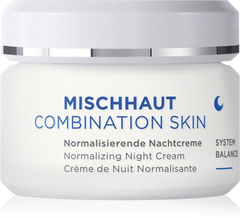 ANNEMARIE BÖRLIND AnneMarie Börlind Combination Skin normalisierende Nachtcreme