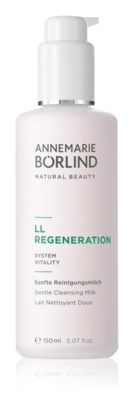 ANNEMARIE BÖRLIND AnneMarie Börlind LL Regeneration sanfte Reinigungsmilch