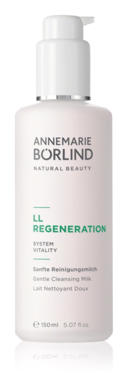 ANNEMARIE BÖRLIND LL Regeneration könnyű állagú tisztítótej