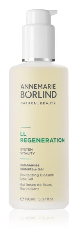 ANNEMARIE BÖRLIND LL Regeneration vlažilni gel za obraz z osvežilnim učinkom
