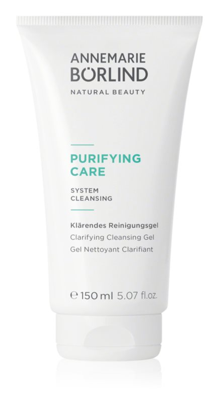 ANNEMARIE BÖRLIND Purifying Care Reinigungsgel  für unreine Haut