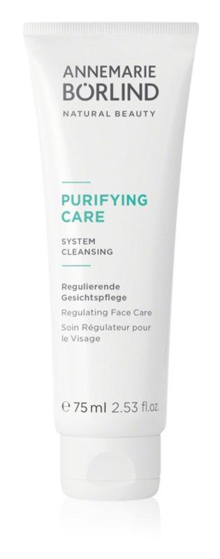 ANNEMARIE BÖRLIND Purifying Care bőrkrém a problémás bőrre