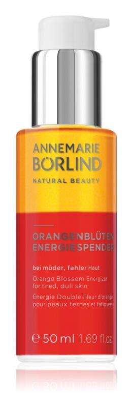 ANNEMARIE BÖRLIND AnneMarie Börlind Special Care energetisierende Pflege mit Orangenblüten