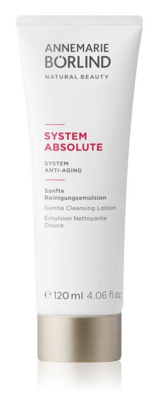 ANNEMARIE BÖRLIND System Absolute - System Anti - Aging Reinigungsmilch