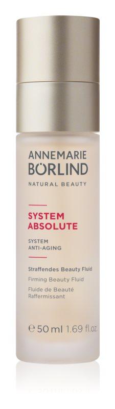 ANNEMARIE BÖRLIND System Absolute - System Anti - Aging szépítő fluid a tökéletes bőrért