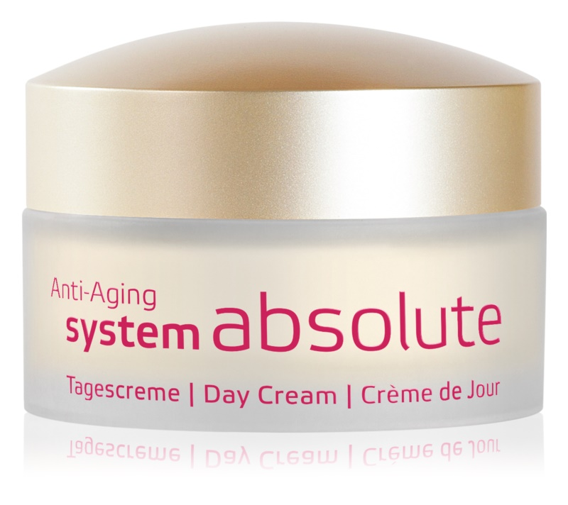 ANNEMARIE BÖRLIND System Absolute - System Anti - Aging nappali krém a bőr öregedése ellen