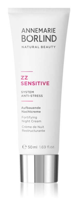 ANNEMARIE BÖRLIND AnneMarie Börlind ZZ Sensitive stärkende Nachtcreme