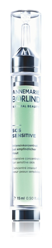 ANNEMARIE BÖRLIND AnneMarie Börlind Beauty Shot SOS Sensitive intesnive konzentrierte Pflege für empfindliche Haut