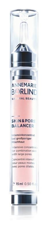 ANNEMARIE BÖRLIND AnneMarie Börlind Beauty Shot Skin & Pore Balancer intesnive konzentrierte Pflege für Mischhaut