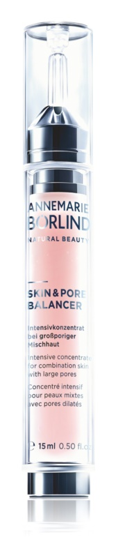 ANNEMARIE BÖRLIND Beauty Shot Skin & Pore Balancer intenzivna koncentrirana nega za mešano kožo