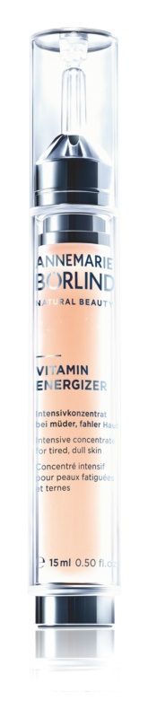 ANNEMARIE BÖRLIND Beauty Shot Vitamin Energizer vitaminski koncentrat za utrujeno kožo