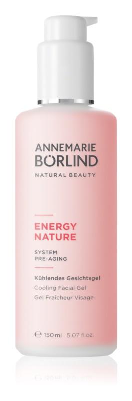 ANNEMARIE BÖRLIND AnneMarie Börlind Energynature kühlendes Gel gegen Hautalterung