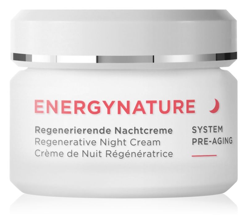 ANNEMARIE BÖRLIND Energynature nočna regeneracijska krema