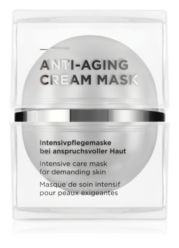 ANNEMARIE BÖRLIND AnneMarie Börlind Beauty Masks Creme-Maske gegen die Zeichen des Alterns