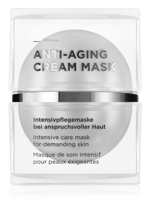 ANNEMARIE BÖRLIND Beauty Masks krémes maszk az öregedés jelei ellen