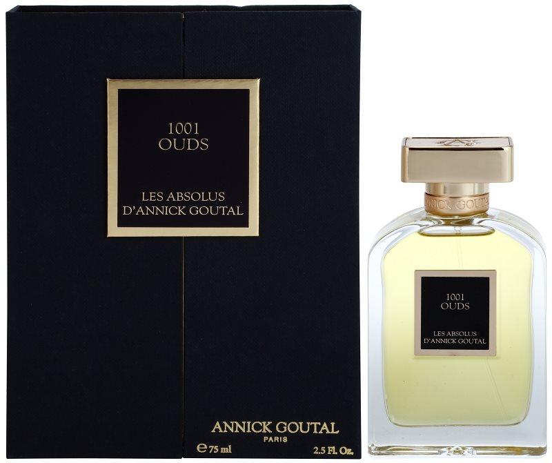 Annick Goutal 1001 Ouds eau de parfum mixte 75 ml