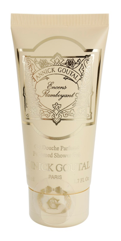 Annick Goutal Encens Flamboyant sprchový gel pro ženy 50 ml