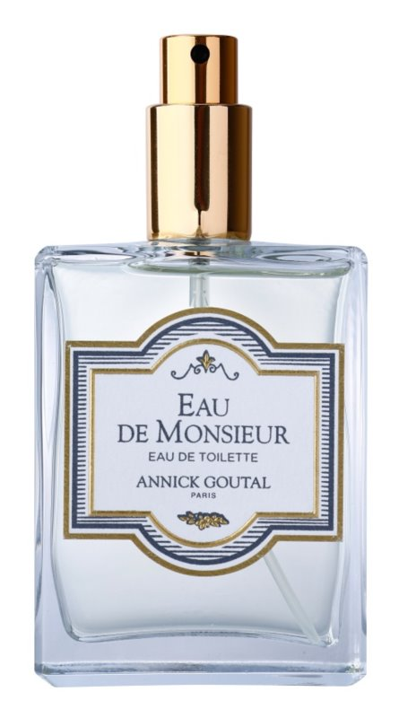 Annick Goutal Eau de Monsieur eau de toilette teszter férfiaknak 100 ml