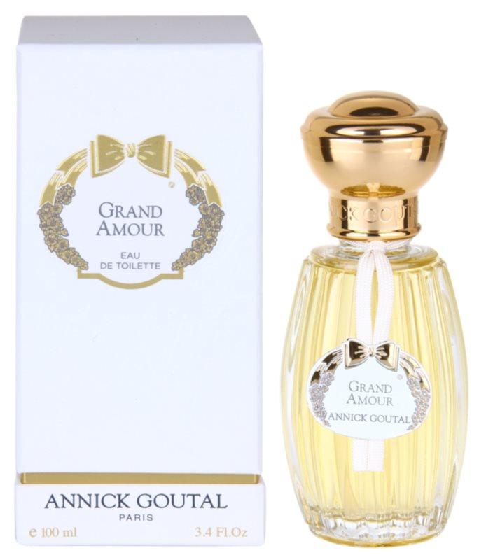 Annick Goutal Grand Amour туалетна вода для жінок 100 мл