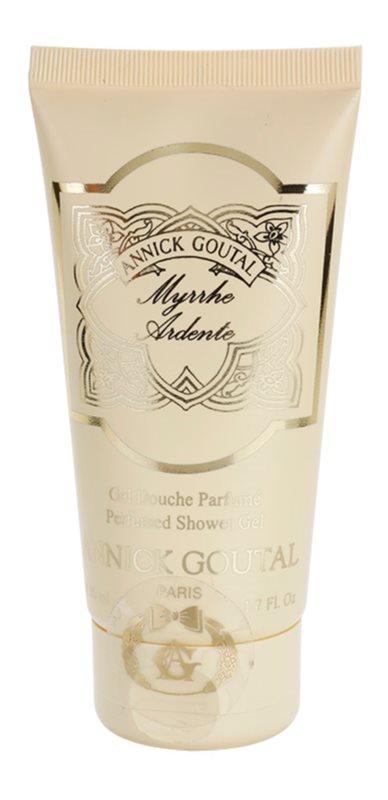 Annick Goutal Myrrhe Ardente gel za tuširanje za žene 50 ml