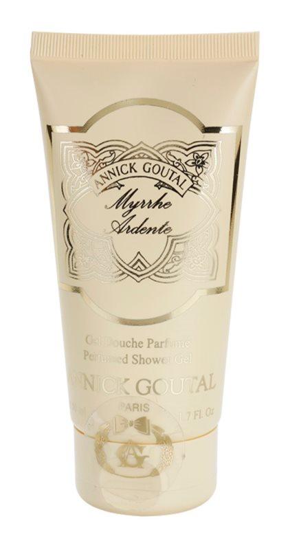 Annick Goutal Myrrhe Ardente żel pod prysznic dla kobiet 50 ml