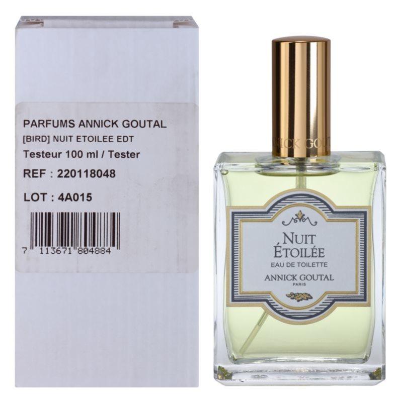 Annick Goutal Nuit Étoilée eau de toilette teszter férfiaknak 100 ml