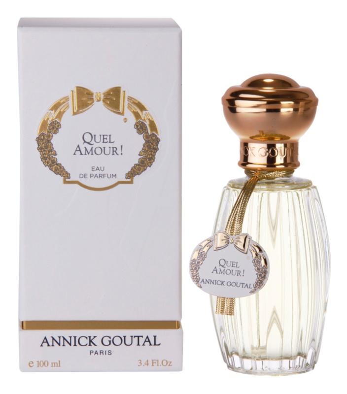 Annick Goutal Quel Amour! Eau de Parfum voor Vrouwen  100 ml
