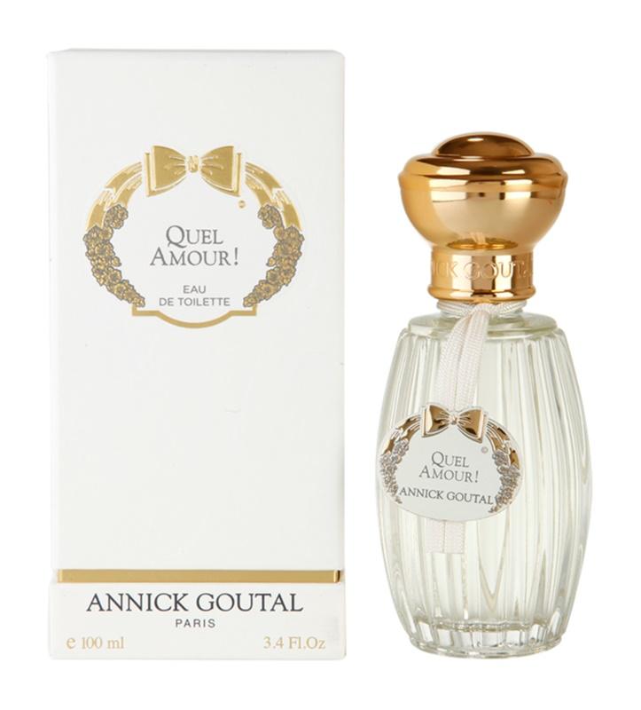 Annick Goutal Quel Amour! Eau de Toilette voor Vrouwen  100 ml