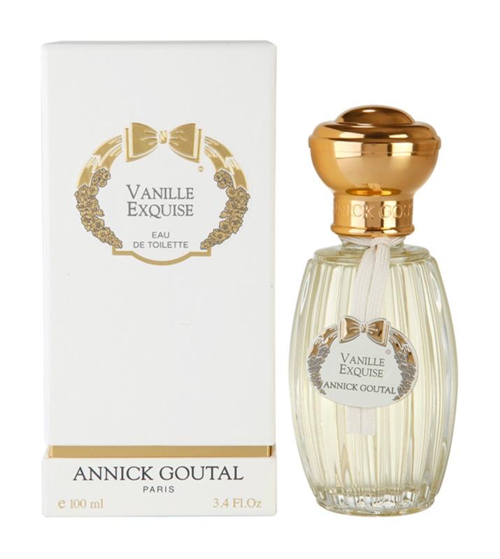 Annick Goutal Vanille Exquise Eau de Toilette voor Vrouwen  100 ml