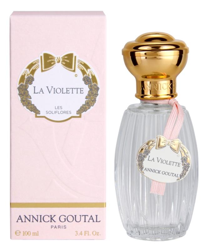 Annick Goutal La Violette eau de toilette pour femme 100 ml