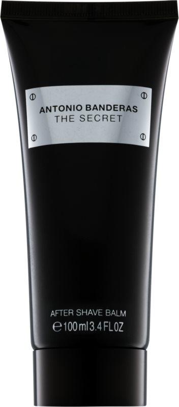Antonio Banderas The Secret after shave balsam pentru barbati 100 ml