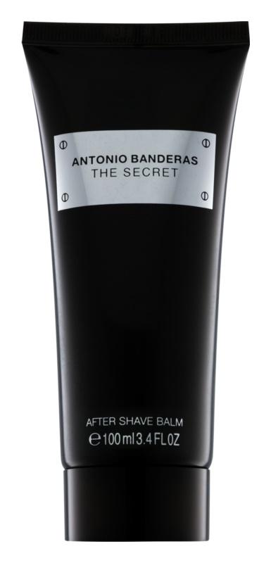 Antonio Banderas The Secret Baume après-rasage pour homme 100 ml
