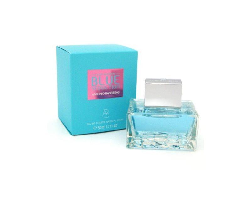 Antonio Banderas Blue Seduction toaletní voda pro ženy 50 ml