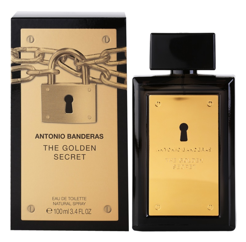 Antonio Banderas The Golden Secret toaletna voda za moške 100 ml