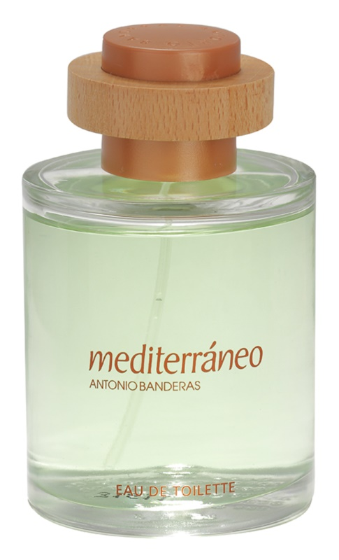 Antonio Banderas Meditteráneo eau de toilette per uomo 100 ml