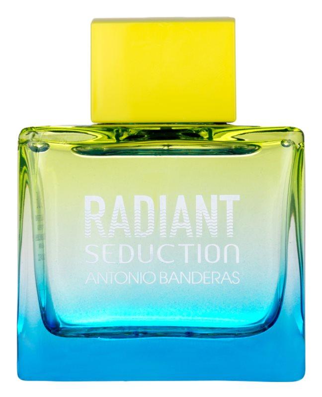 Antonio Banderas Radiant Seduction Blue eau de toilette pentru bărbați 100 ml