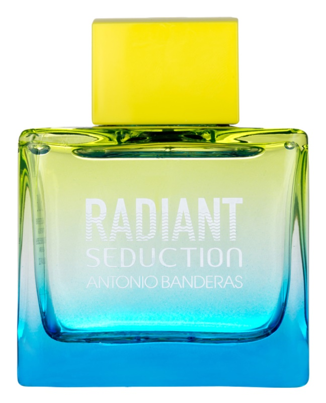 Antonio Banderas Radiant Seduction Blue Eau de Toillete για άνδρες 100 μλ