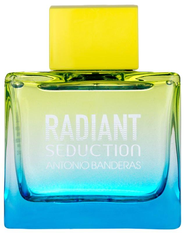 Antonio Banderas Radiant Seduction Blue toaletna voda za moške 100 ml