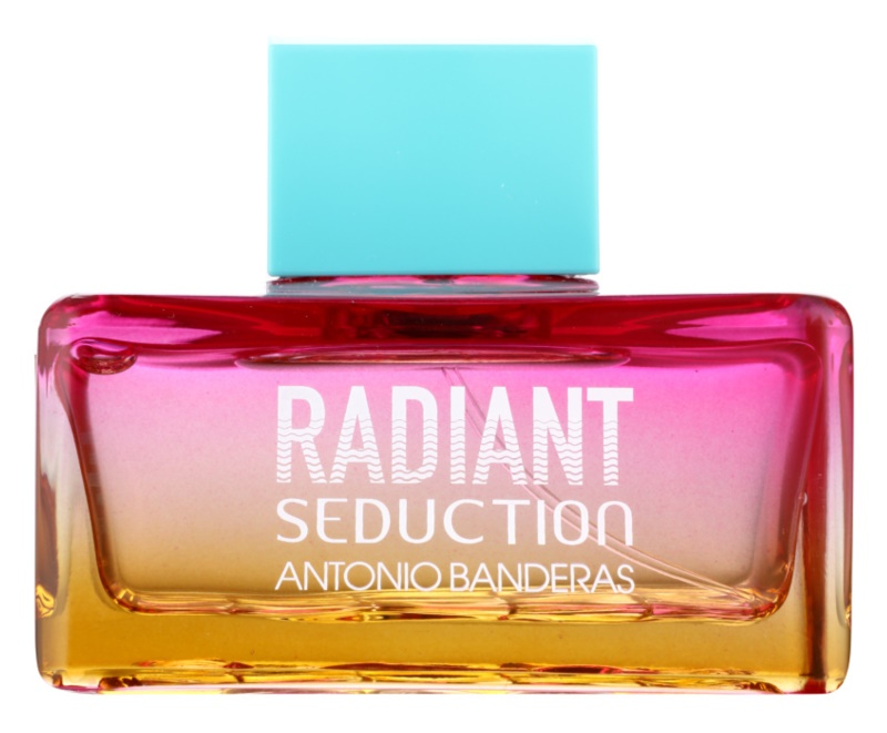 Antonio Banderas Radiant Seduction Blue Eau de Toilette Für Damen 100 ml